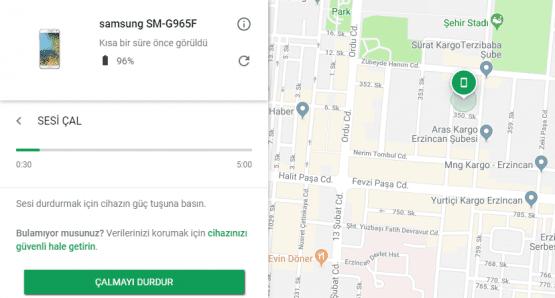 Kayıp Telefon Bulma, bilgisayarınızı kullanarak Android cihazınızı nasıl bulacağınızı öğrenin.