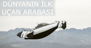 ilk uçan araba, dünyanın ilk uçan arabası, blackfly, blackfly nedir.