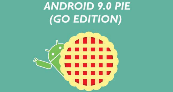 Android go işletim sistemi, android go, android 9 pie go edition.