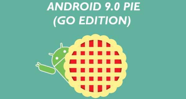 Android go işletim sistemi, android go, android 9 pie go edition.