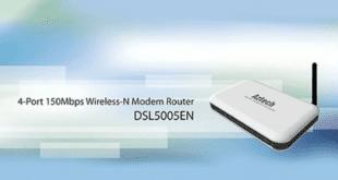Aztech DSL5005EN Modem Kurulumu Nasıl Yapılır