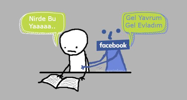 Facebook Kaybolan içerik Bildirimi Nasıl Yapılır