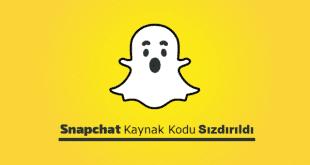 snapchat, hack, snapchat hacklendi, snapchat güvenlik ihlali, snapchat kaynak kodu,