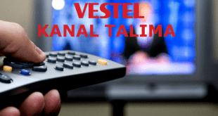 Vestel TV Kanal Taşıma Nasıl Yapılır