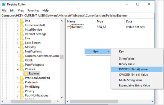 Windows 10 Uygulama Engelleme