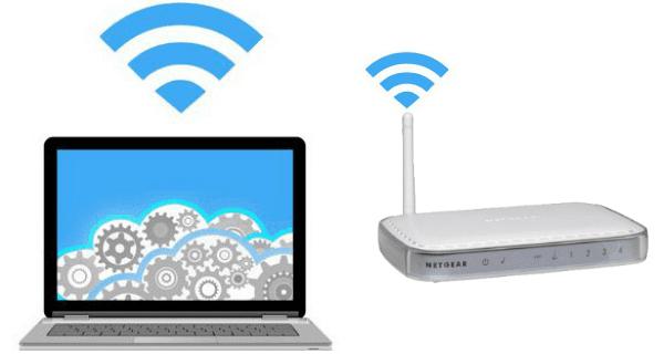 Dizüstü Bilgisayara Wifi Nasıl Bağlanır