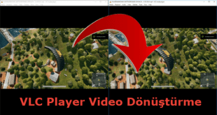 VLC Player Video Dönüştürme