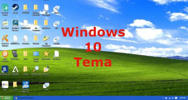 Windows 10 Tema Nasıl Yüklenir
