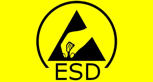 ElektroStatik Deşarj Kısaca ESD Nedir