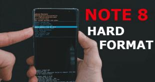 Samsung Galaxy Note 8 Hard Reset