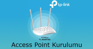 TP Link TL-WA901ND Access Point Kurulumu