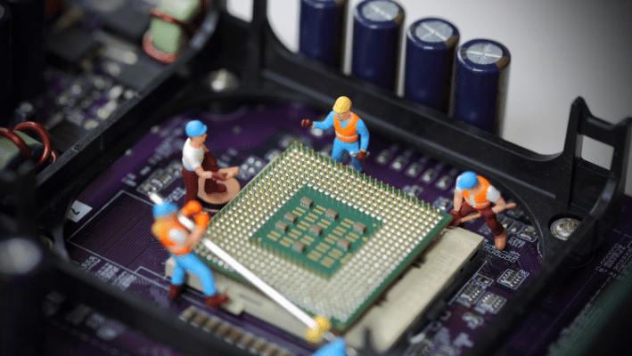 Bilgisayarı Hızlı Yapan Nedir - CPU