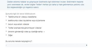 Twitter izinsiz Paylaşılan Video Nasıl Kaldırılır