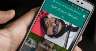 WhatsApp Sesli ve Görüntülü Konferans Yapma