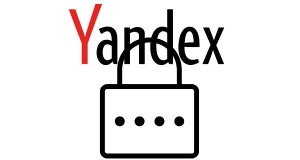 Yandex Kayıtlı Şifreler Nasıl Görünür