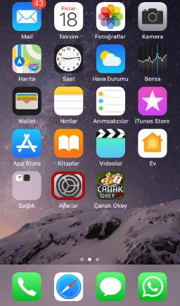 iPhone ve iPad Üye Olunan Uygulamaların iptali