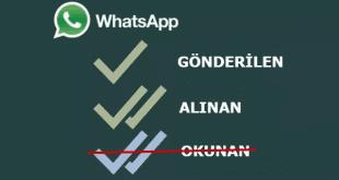 WhatsApp Mavi Tik Kapatma Kaldırma