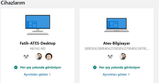 Windows 10 Hesap Senkronizasyonu Kapatma