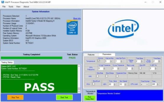 Ücretsiz En iyi Bilgisayar Test Programı