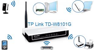 TP Link TD-W8101G Modem Kurulumu