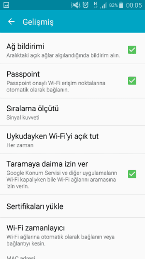 Android Telefonda Yapılması Gerekenler