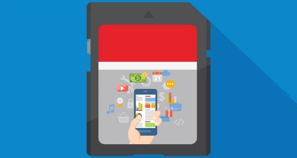 Android Uygulamaları SD Karta Aktarma Makale Görselleri