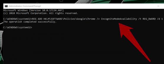 Google Chrome Gizli Modu Kapatma