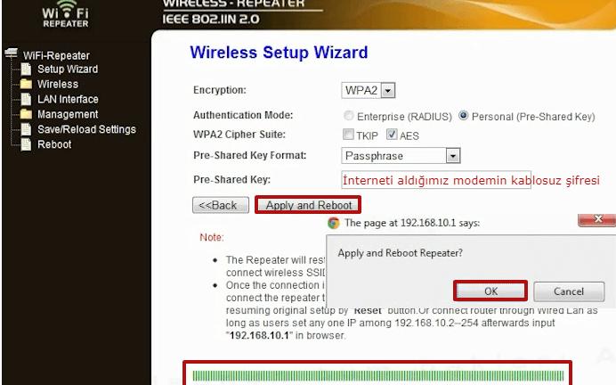 Dark RangeMAX WRT302 Router Kurulumu 06