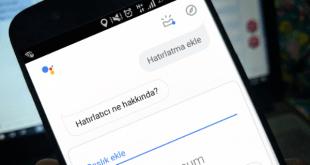 Google Asistan Hatırlatma Sesini Değiştirme