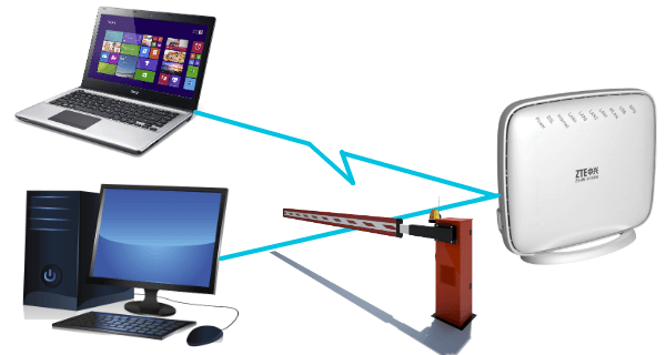 ZTE ZXHN H168N MAC Filtreleme Nasıl Yapılır