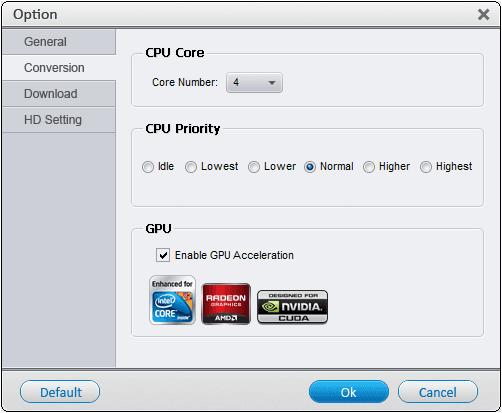 En iyi Video Dönüştürücü Programı Ekran Görüntüleri 03