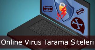 Online Virüs Tarama Siteleri Makalesi için Görseller