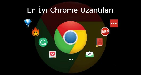 En iyi Chrome Uzantıları Makalemizde paylaştığımız bilgileri kullanarak Chrome deneyiminizi artırın.