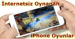 İnternetsiz Oynanan iPhone Oyunlar listemizde 2019 yılının en iyi iphone oyunlarını listeledik.