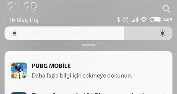 PUBG Mobile Bildirim Sistemine geçiyor. PUBG Mobile'ın yeni 'Oyun Yönetimi' bağımlılık suçlamalarıyla mücadele edecek.