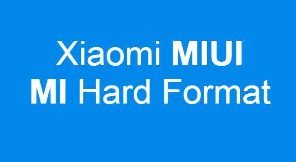 Herhangi bir yazılım sorununa karşı ayarlarda hiçbir işlem yapamıyorsanız Xiaomi Hard Reset sorununuzu çözebilir. İşte sıfırlama adımları.