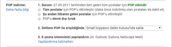 Gmail Oluşturma Tarihi Öğrenme