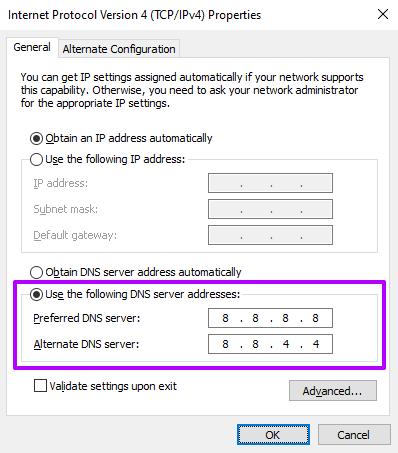 Güncelleştirme Hizmetine Bağlanamadık Windows 10