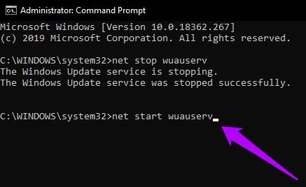 Windows 10 Güncelleştirme Hizmetine Bağlanamadık Çözüm