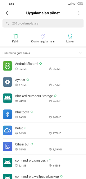 Android Google Play Hizmetleri Pil Tüketimi
