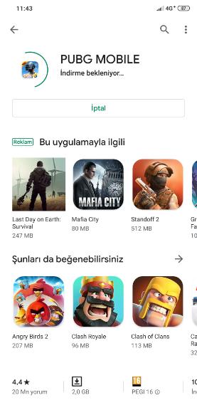 Google Play Store İndirme Bekleniyor Hatası Çözümü