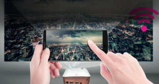 Android Cihazdan Projeksiyona Kablosuz Bağlanma