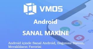 Android Sanal Makine Çalıştırma