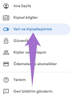 Gmail Hesap Silme Adımları