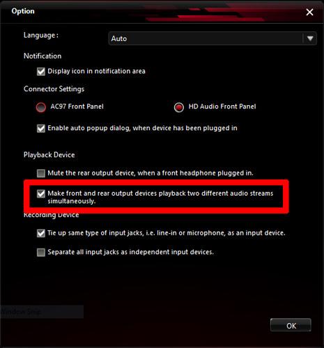 Windows 10 Kulaklık Sorunu için AC97 ve HD Ses Ayarı
