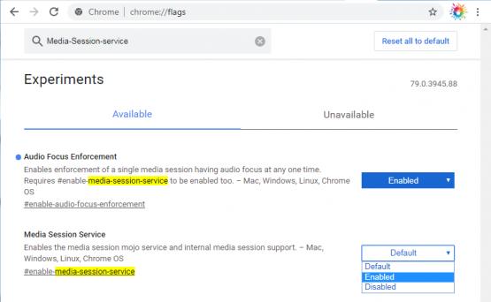 Chrome Audio Focus Enforcement Nasıl Etkinleştirilir?