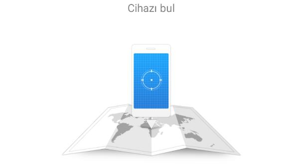 Xiaomi Kayıp Telefon Bulma ve Veri Koruma